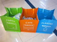 Multifunctional eco friendly easy shopper non woven bag with high quality