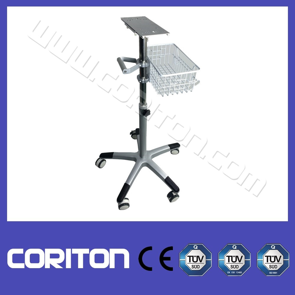 New Design Medical Cart/Medical Carts Capsule Neuron / Neuron 2 Mount for CASMED 740 Roll Stand