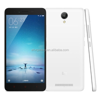 2016 4G 3G Free Sample original Xiaomi xiaomi XIAOMI Redmi Note 2 16GB 5.5 inch MIUI V7 Smart Phone