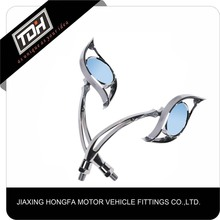 China supplier aluminum cnc tdh rear mirror for motorcycle fashion design