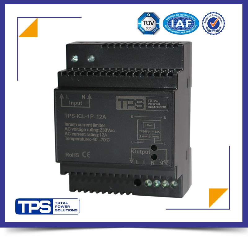 Shanghai TPS power supply AC 12A automatic circuit breaker