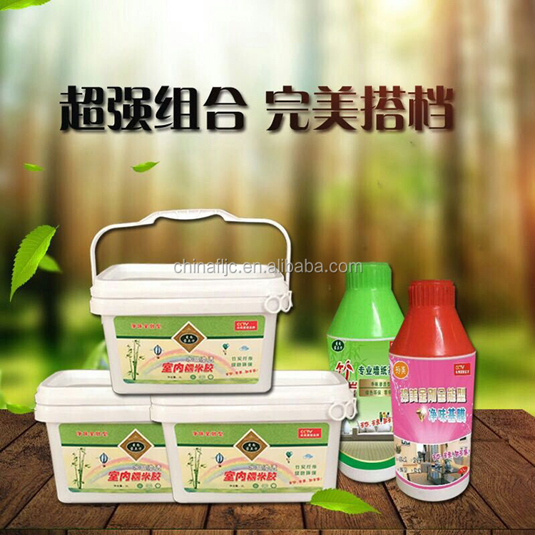 Hot Sale Professional Lower Price adhesive glutinous rice glue for metal to fabric
