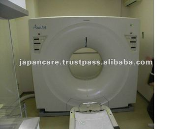 Used Toshiba Spiral Single CT Auklet ( TSX-003A)