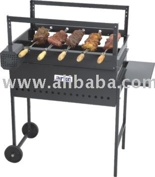 Portable Barbecue Arke GBRP-05