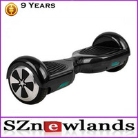 Free shipping 6.5 inch tire classic black unicycle electric bluetooth smart balance scooter with Samsung battery