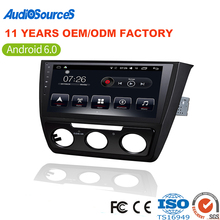 wholesale car audio radio video dvd player bluetooth system for skoda yeti 2016