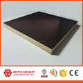 Durable Phenolic Waterproof construction Film Faced Plastic Formwork Plywood