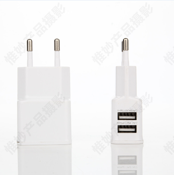 The new single or double-port travel charger is of good quality and certification