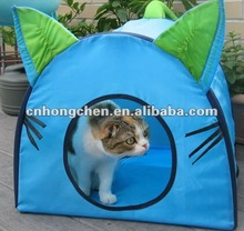 Pet cat toys pop up tents