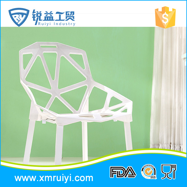Top sale modern movable home plastic chair manufacturing process