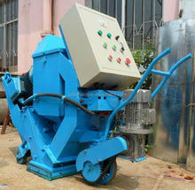 Mobile Floor Shot Blasting Machine /road surface cleaning machine/abrator