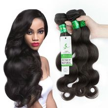 aliexpres best human hair vendor 100% brazilian virgin remy hair extension pieces factory price