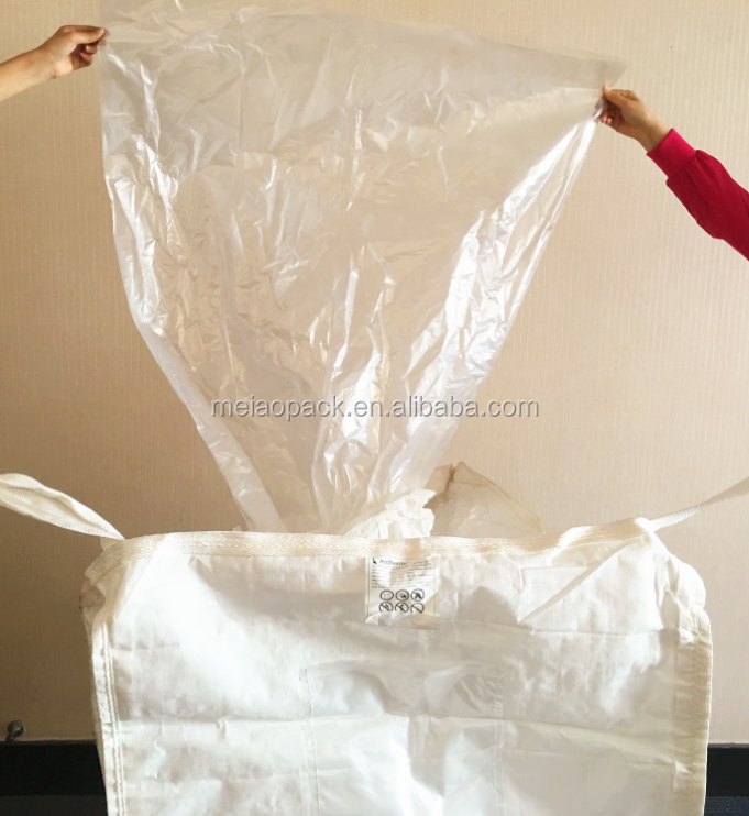 best price big bag ton bag with ISO certificate