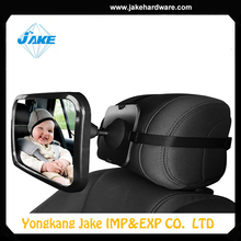 Wholesale childproofing oem adjustable car baby safety back seat mirror