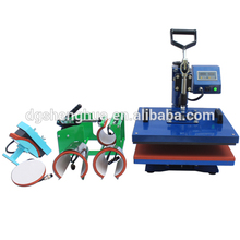 New 8In 1 Heat Press Machine,6 in 1Heat Transfer Machine For Tshirt