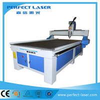Automatically Changing Tools High Gloss Furniture CNC Router With CE Certificate