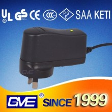 Wholesale wall mount 24v power adapter with plug adapter type, 24v 0.5a switching power supply with three year warranty