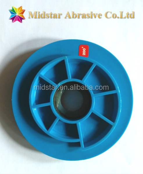 MIDSTAR diamond resin dry polishing pad for granite