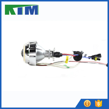 High quality car motor headlight 2.3inch bi led projector lens for sale