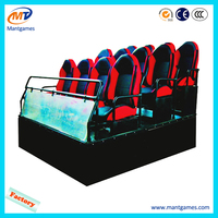 Hot Sale 5D Cinema 5D Theater Equipment 7D Cinema for Amustment Park for sale