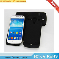 2800mAh rechargeable battery charging case Power Phone Case for Samsung Galaxy s4mini