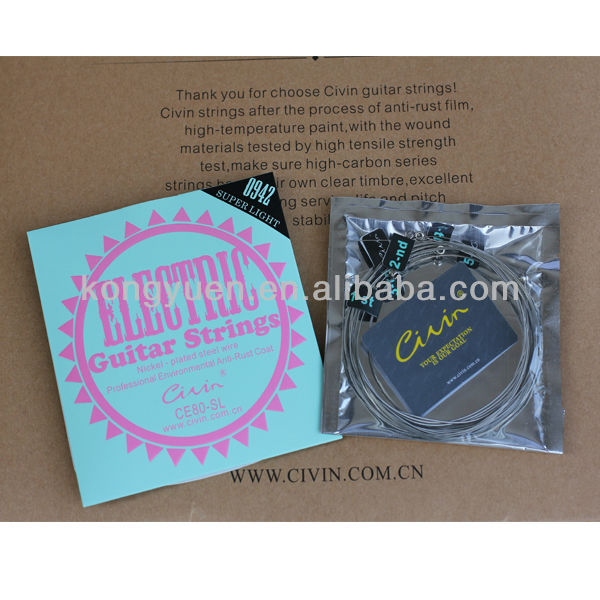 music box importer,electric guitar string