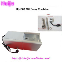 Hot sale Multi-functional garlic oil extraction /mini olive oil press machine HJ-P05