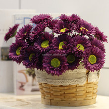 Gerbera Artificial Guangzhou Flower Backdrop For Home Decorative