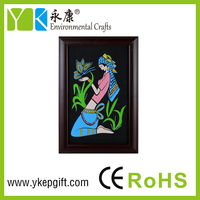 China Manufacturers Latest Design Beautiful Wall Hanging Picture