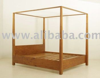 Amanda 4 Poster Bed King Buy King Size Bed Product On