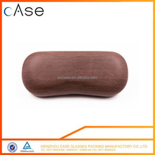 Wooden sunglasses box high quality eyewear case