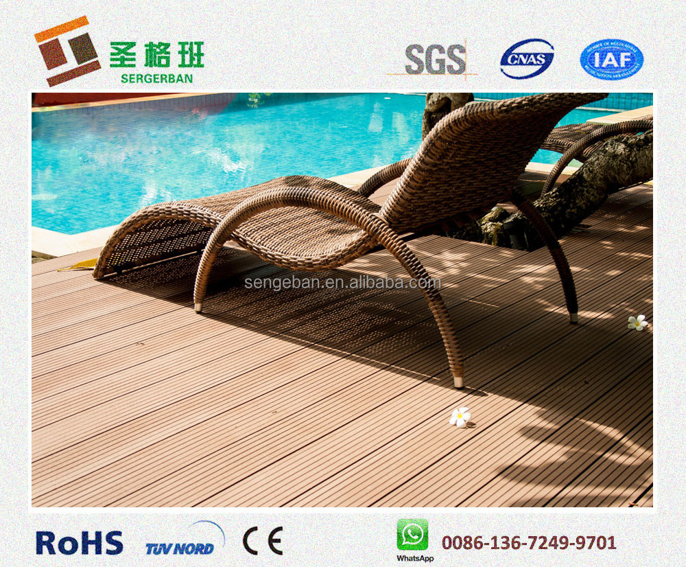 Wpc piscine terrasses composite piscine rev tement en for Accessoire piscine sollies pont