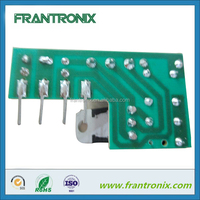 Professional fir finger jointed boards aluminum pcb through hole 3d printer pcb assembly