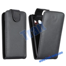 Magnetic Vertical Flip Hard PC+Leather Case for Samsung Galaxy Core Plus G3500 / Galaxy Trend 3 G3502