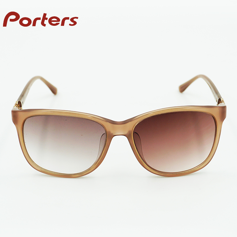 Top grade decorating charm sunglasses polarized