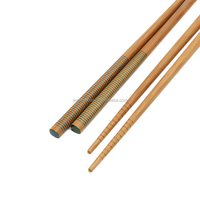 Antique Chinese Tableware Bamboo Chopsticks
