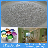 Paint Additives Insulation Mica Minerals Muscovite Mica Price