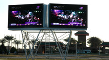 China sexy video p5 led display module advertising outdoor led display