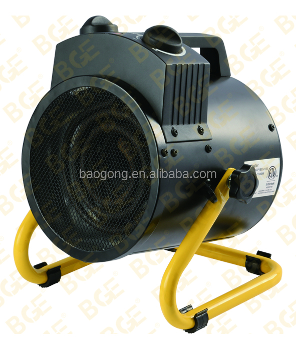 Portable Electric Utility Fan Forced air heater 1500W