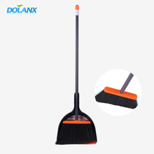 Long Iron Handle Quality Broom Set For Home Floor Cleaning