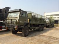 SHACMAN 6x6 290hp military truck lorry truck cargo truck in low price sale