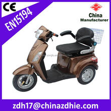 High Quality 4 Wheel / 4-Wheel Electric Mobility Scooter for handicapped