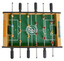 Wholesale Wooden Mini Football Game Table Toy Kids indoor Mini Football/Soccer Board/Table Game for sales