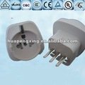 Euro multi-outlet hole Italian standard pins