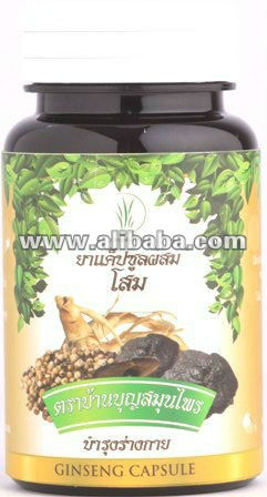 Herb Extract Health Product Ginseng Capsule