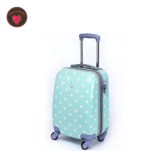 Manufactures <strong>ABS</strong> hard 360 rolling travel suitcase children luggage bag