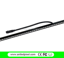 pixel <strong>rgb</strong> ws2812b led rigid bar addressable DMX control 60leds