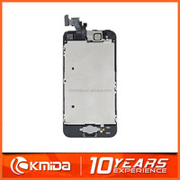 mobile phone repair parts lcd display touch screen digitizer for iphone 5