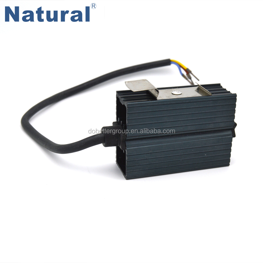useful electrical cabinet industrial hot air 35mm DIN rail Semiconductor Heater HGK047 Series