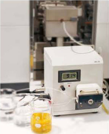 AAS spectrometer flame atomic absorption spectrophotometer